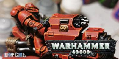 Special: Warhammer 40K