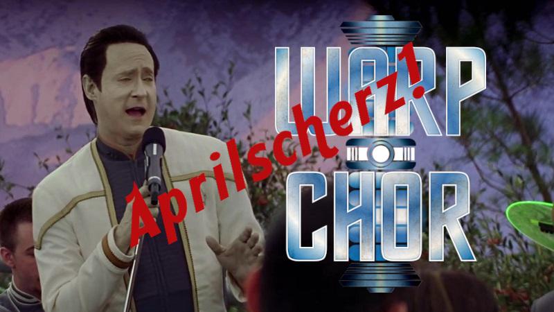 Wir stellen vor: Den Warp-Chor!!!