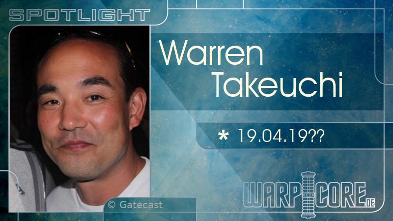 Spotlight: Warren Takeuchi