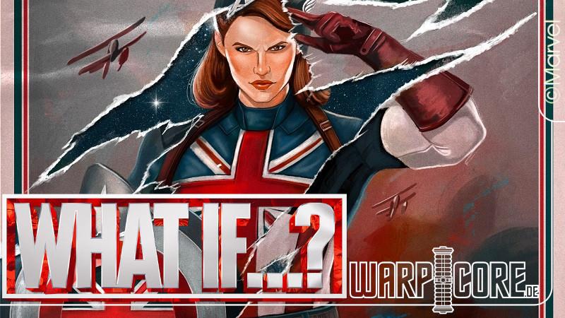 Review: What If …? 001 – Was wäre, wenn Captain Carter die erste der Avengers geworden wäre?