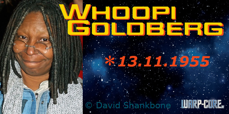 Spotlight: Whoopi Goldberg