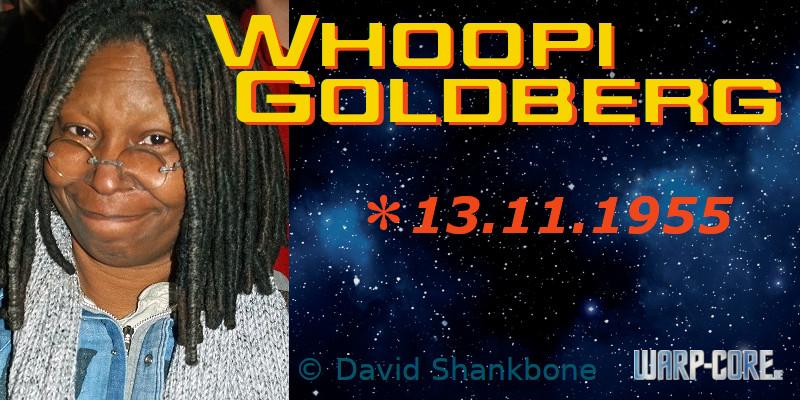 Spotlight: Whoopi Goldberg