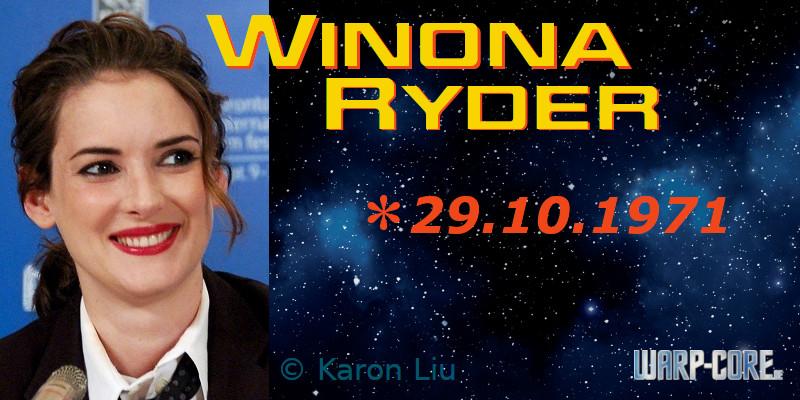 Spotlight: Winona Ryder
