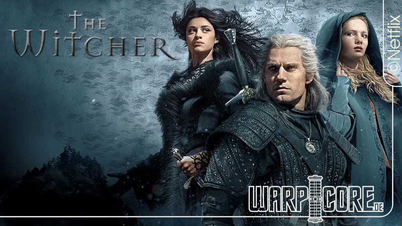 Review: The Witcher 01 – Des Endes Anfang