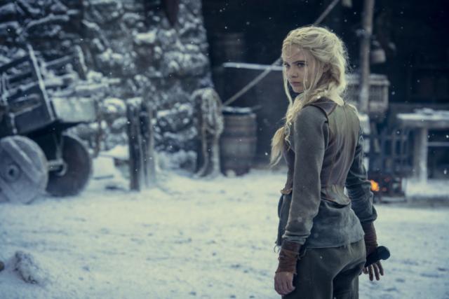 The Witcher Staffel 2 Ciri