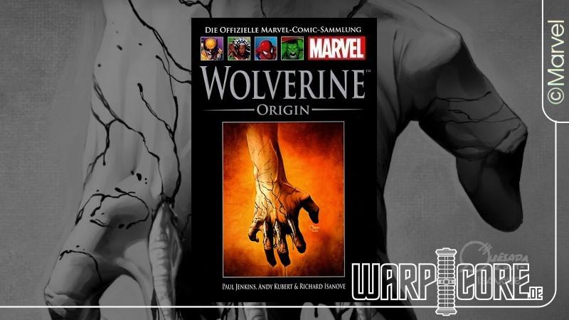 Review: Marvel Comic Sammlung 37 – Wolverine Origin